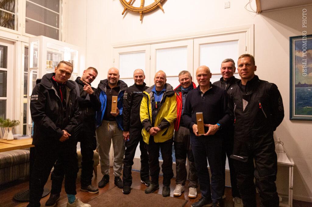 ORC I grupp - Amserv-Kalevi Jahtklubi kolmapäevaregatt 06.10.2021 - © Gerli Tooming