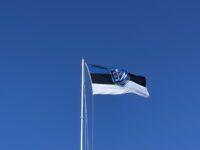 Hooaja lõpuvõistlus ja lipu langetamine