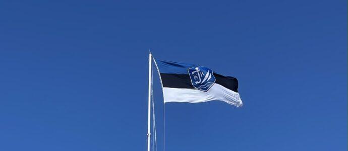 Kalevi Jahtklubi lipp